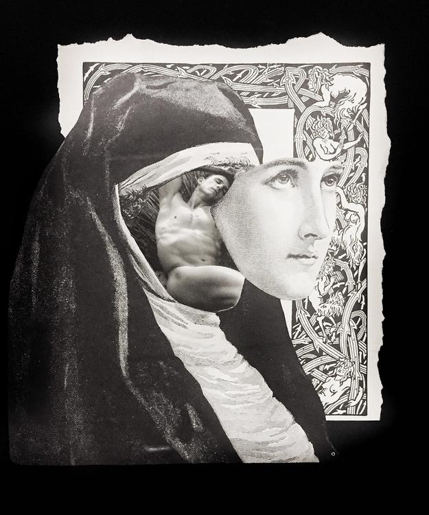 Divine Meditations Bonnie Curri - arcanememory   ello