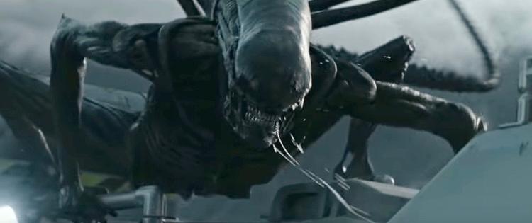 Xenomorphs attack Alien: Covena - bonniegrrl | ello