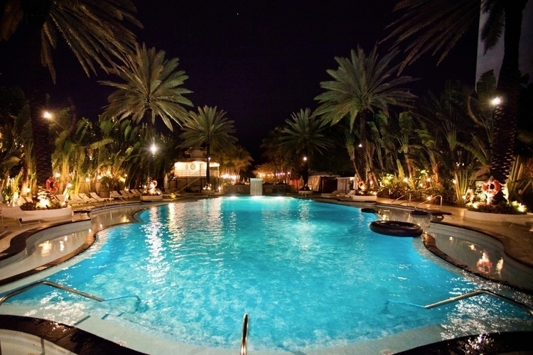 Night Swimming... Miami, FL - thomashawk | ello