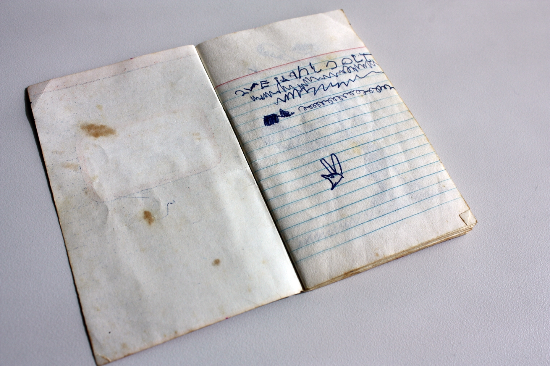 early note books 6 years 36 yea - sanchezisdead | ello