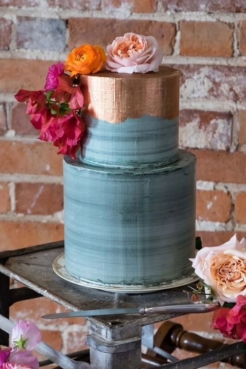 Copper teal Anna Pretorius Phot - weddingplaybook | ello
