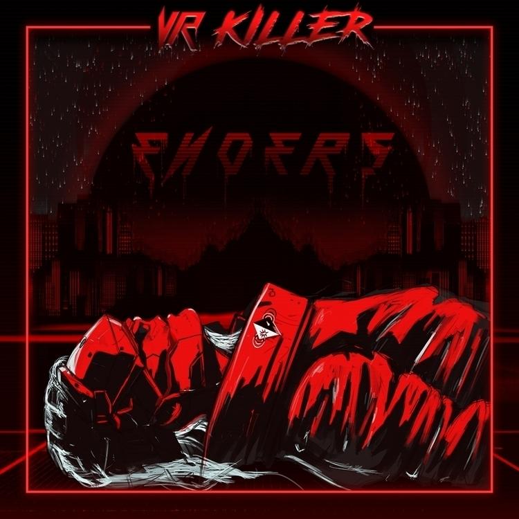 cover album 'VR Killer'. online - endersmusic | ello
