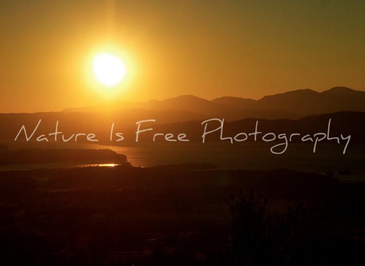 sun outlasts sunset, rise bring - natureisfree   ello