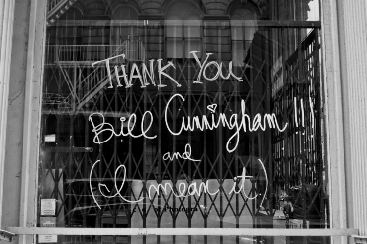 Tribeca window thanking York Ti - peligropictures | ello