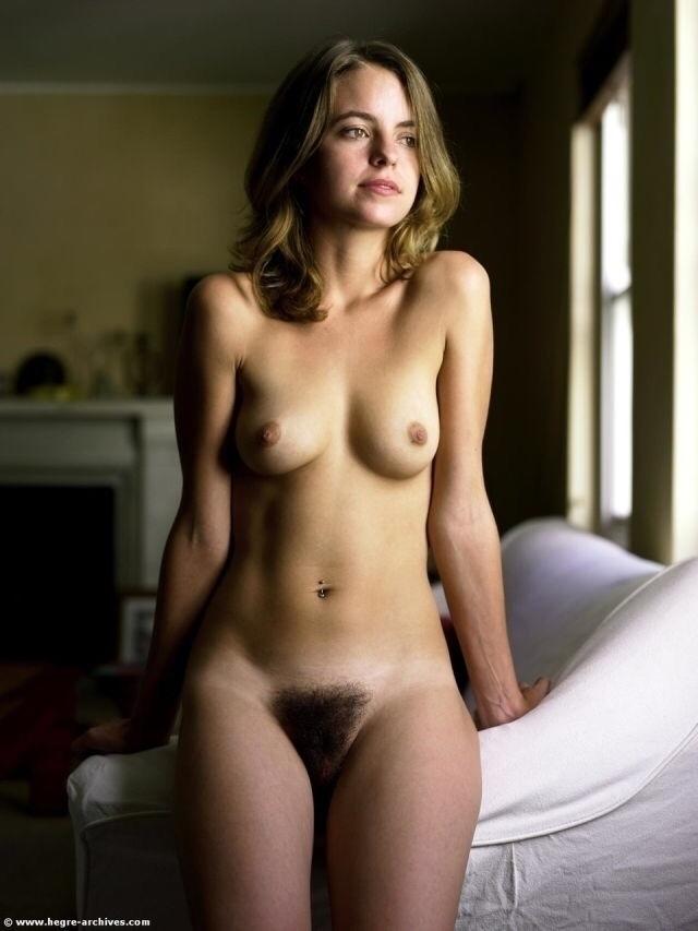 Фото красивых голых волосатых женщин