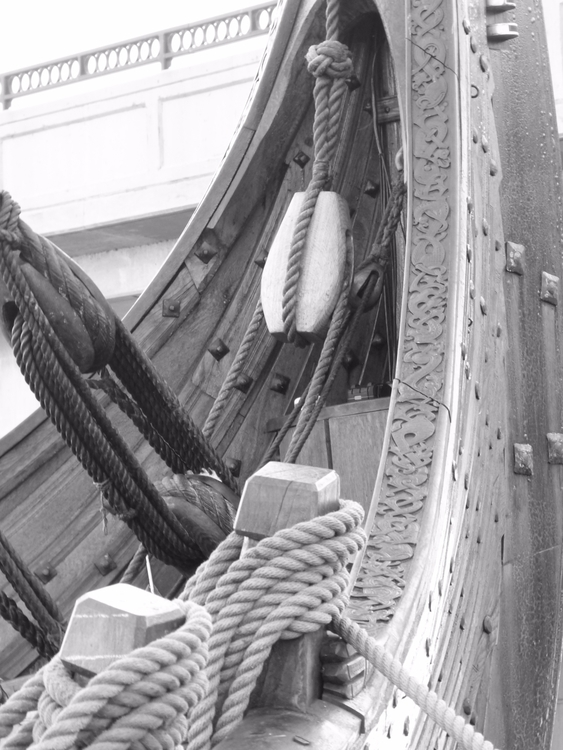 Board Prow Viking Longship Drak - thepoetsdoor | ello