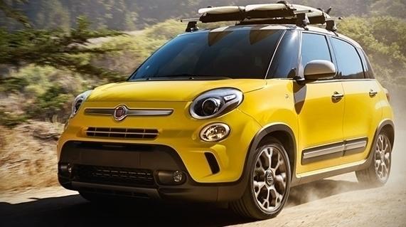Check blog sweet car Fiat 500l  - derrickdodge | ello