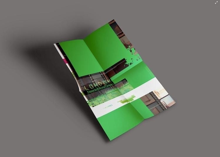 London Green Mailer Design - jamesenjoyrelax   ello