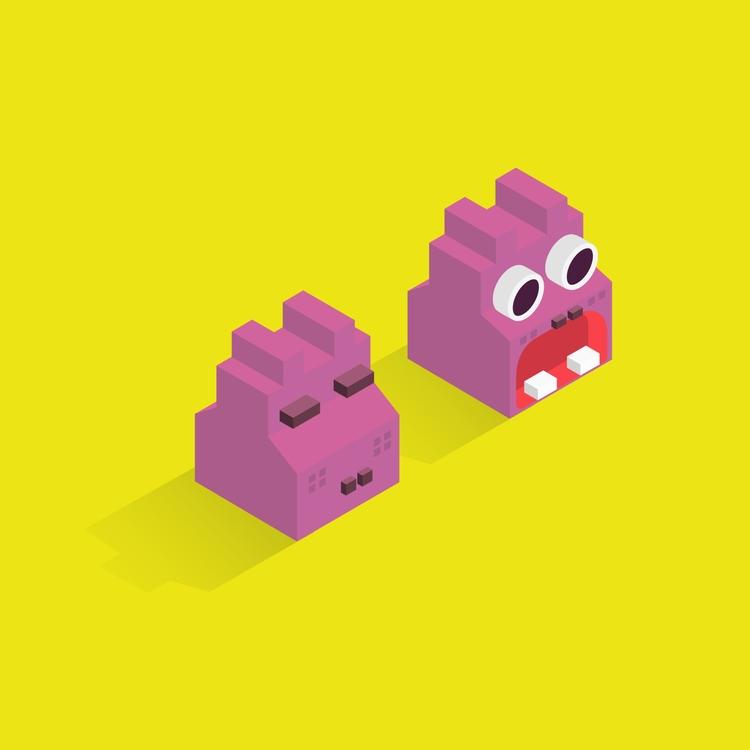 game  - hippo, zookeeper - jennyilee | ello