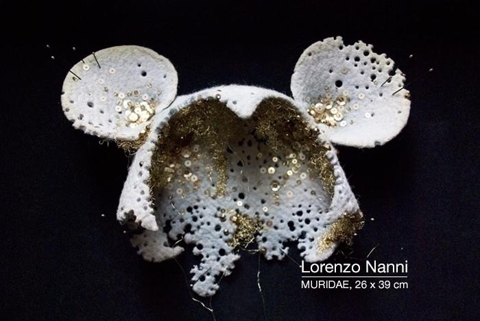 Lorenzo Nanni, Art embroidery W - velvetandpurple | ello