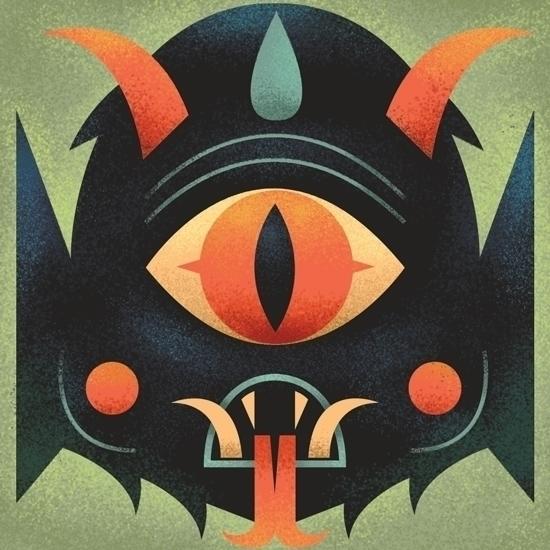 niark1, devil, evil, illus, paris - niark1 | ello