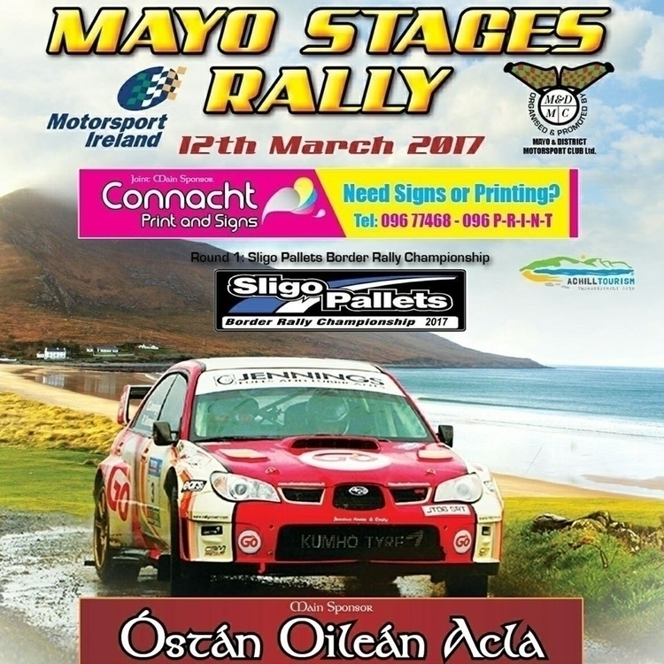 MayoStagesRally - louisburghforoige | ello