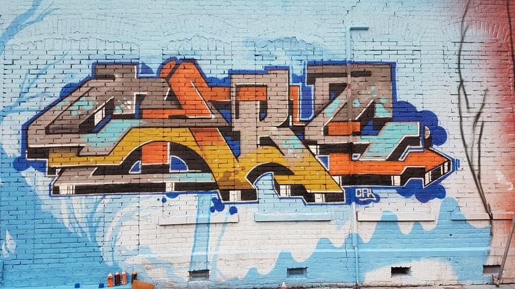 CARE, CFH, DWD, BYB - graffitidordrecht | ello