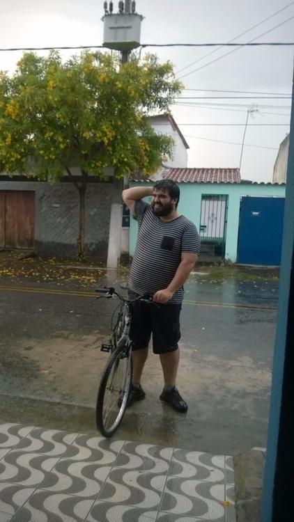 Rainy days bike - diegolinx | ello