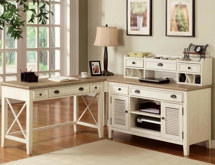 Beautiful White Computer Desk o - cibul | ello