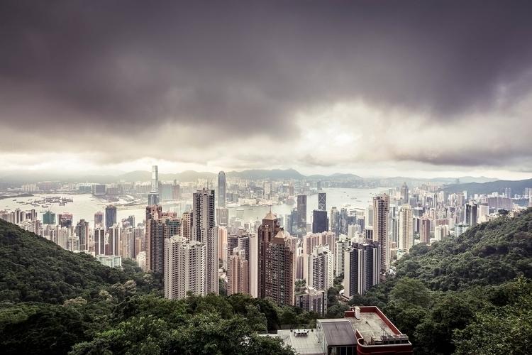 Hong Kong eyes film photography - fabrik   ello