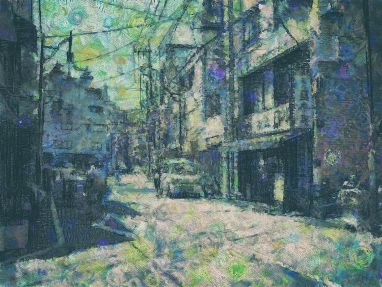 experiments Synthetik StudioArt - yuyatakeda | ello