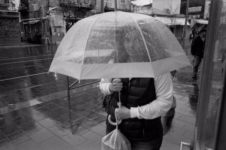 Rainy day Jerusalem Ricoh GR1s  - victorbezrukov   ello