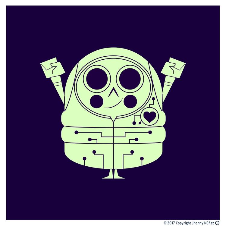 Hey guys, Amigo Espacial fresh  - dblackhand   ello