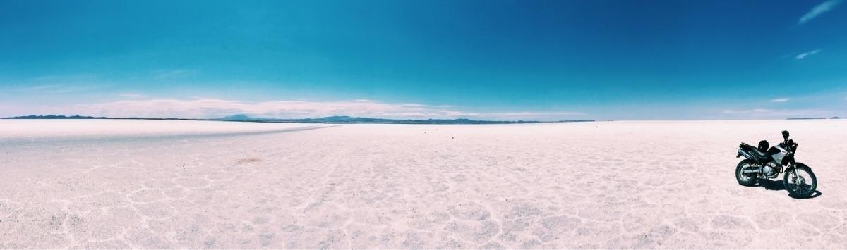 Salar de Uyuni, Bolivia 2015 - travel - silent_killer | ello