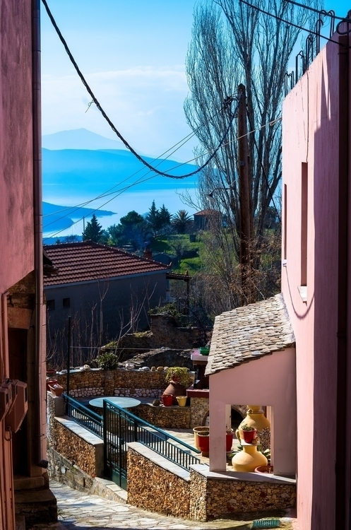 hills (Pelion, 2017 - kostasarvanitis | ello
