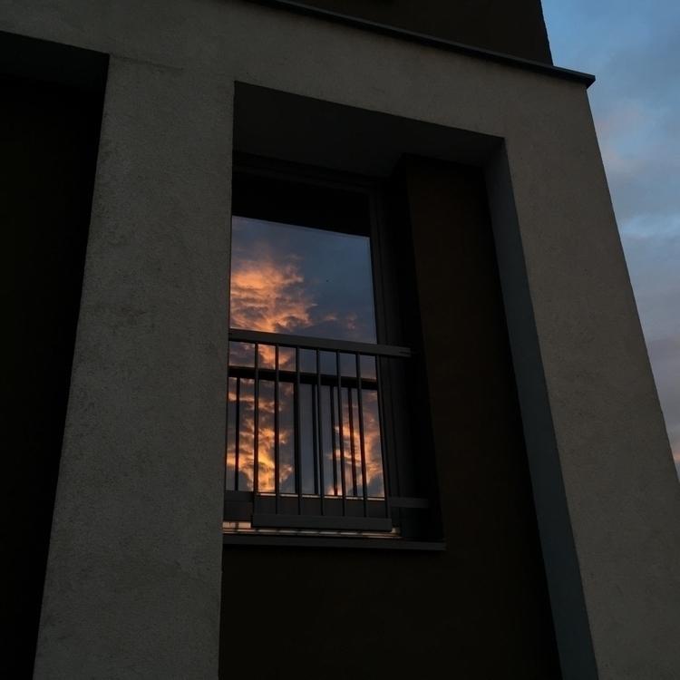 sunset - neonkameleon | ello