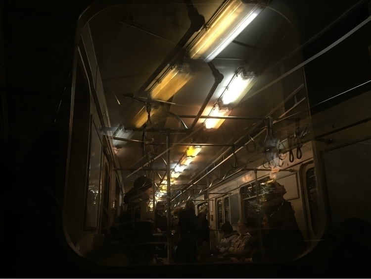 underground - neonkameleon | ello