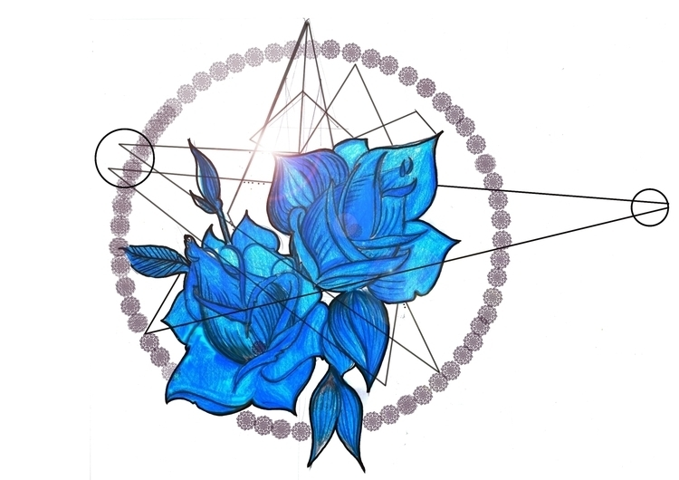Rose - Blue - slowfour | ello