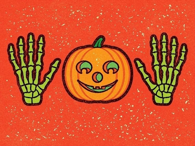 Halloween Pumpkin Surprise/Jazz - alexeivella   ello
