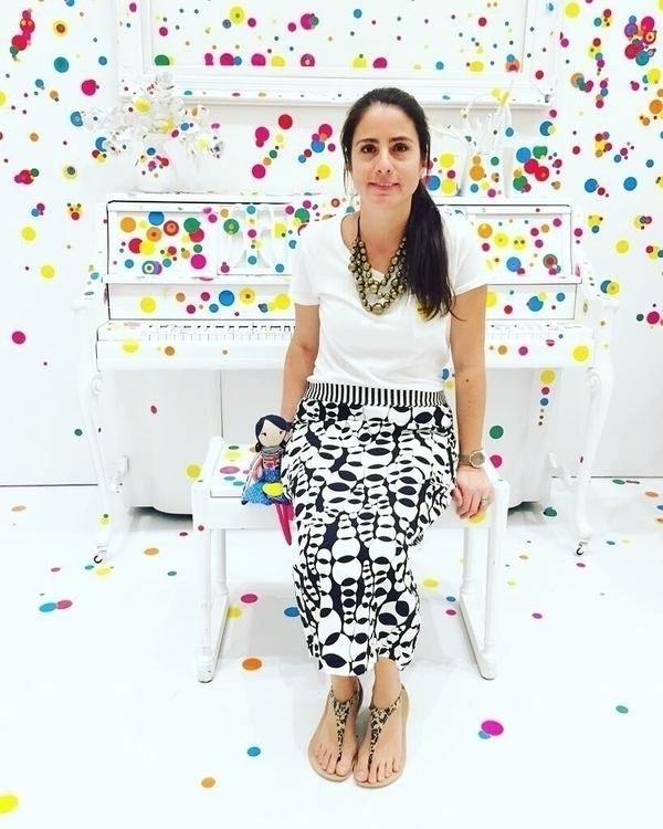 sis wearing exhibit museum - skirt - larestrepo | ello