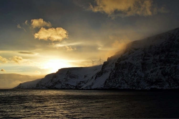 :sunny:️ - norway, norge, nordkapp - andreameli | ello