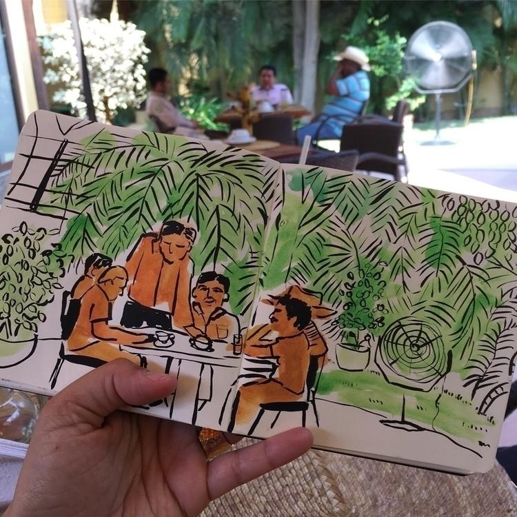 Desayuno con amigos:information - chenreichert | ello