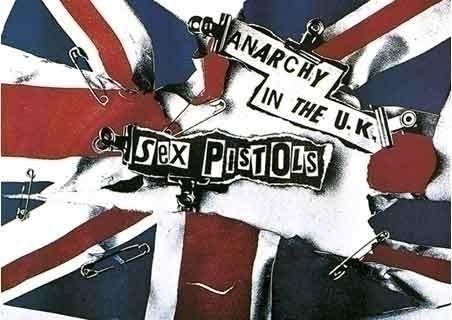 Anarchy Sex Pistols Artist: Jam - peligropictures   ello
