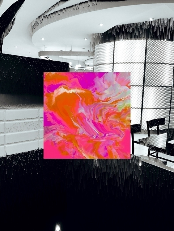 _Untouched artwork_ experimenti - cgwarex | ello