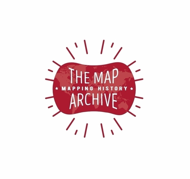 Map Archive identity design con - jamesenjoyrelax | ello