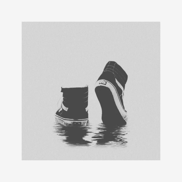 walking shoes... OP / edited - ellominimal - pale-snow   ello