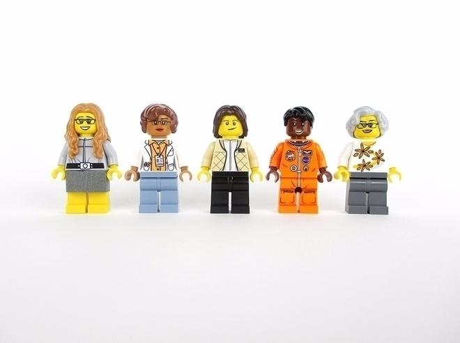 LEGO developing Women NASA set - codenamesarah | ello