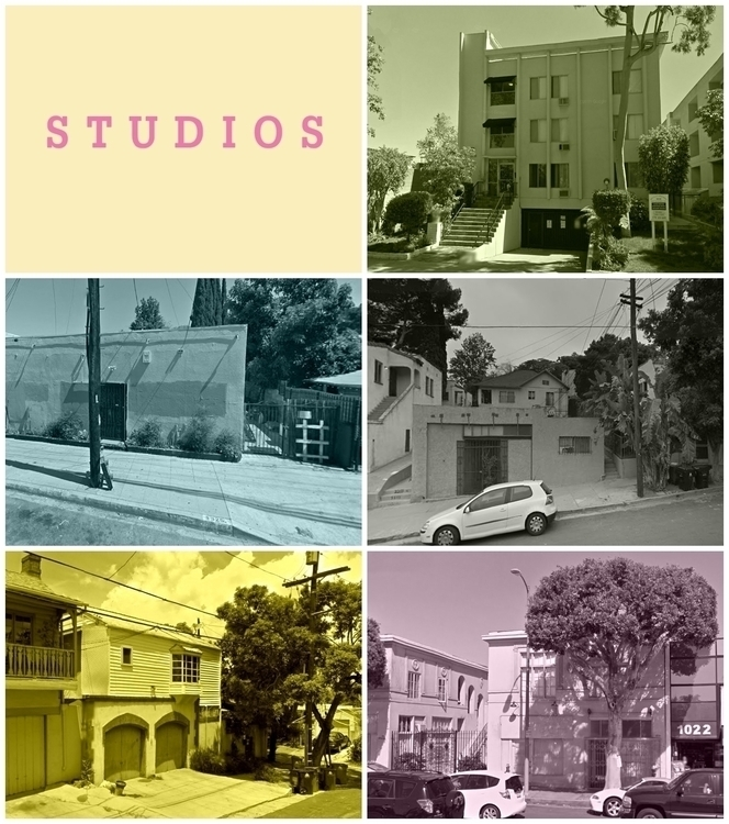 Studios - Ed Ruscha Los Angeles - dispel | ello