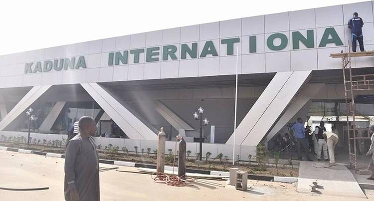 Kaduna Airport ready 24-hour fu - logupdateafrica   ello