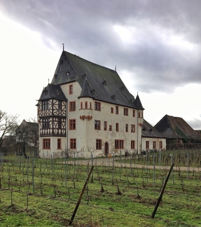 Random Building - Geisenheim. - rowiro   ello