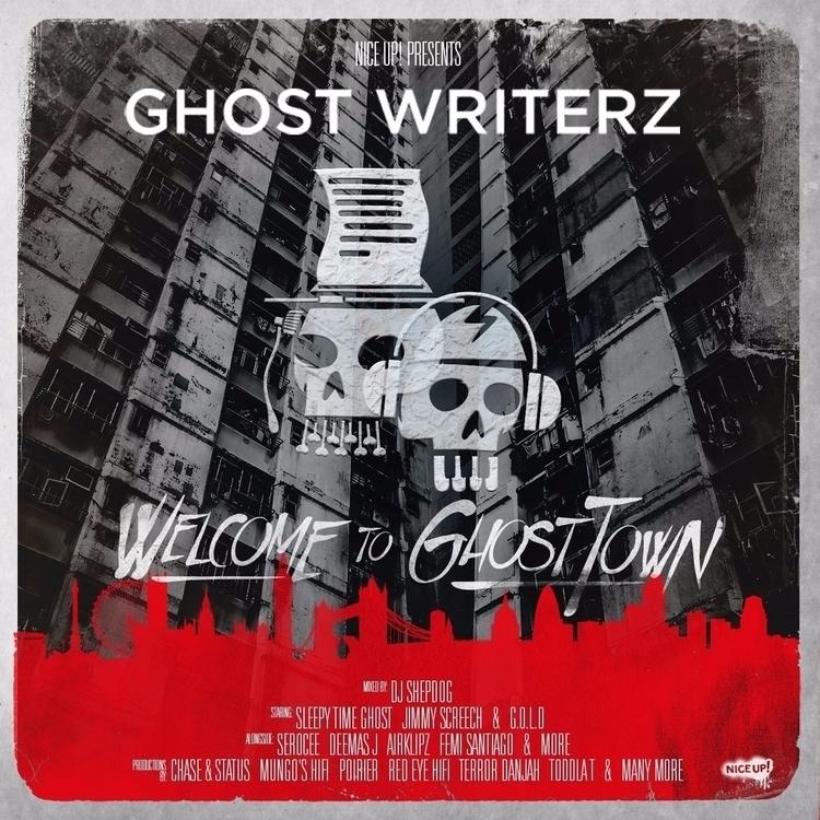 mixtape Ghost Writerz including - poirier   ello