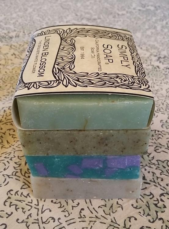 Hey, SOAP GIVEAWAY FB page: joi - artwytch | ello
