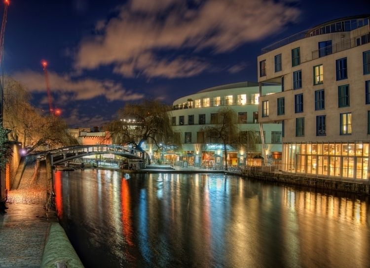 Camden Locks - night shot wonde - neilhoward | ello