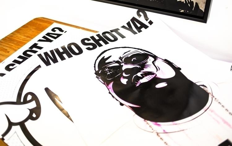 Shot Ya? Notorious (2014) Pelig - peligropictures   ello