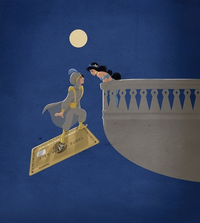 Magic Carpet - love, money, princess - marcomelgrati | ello