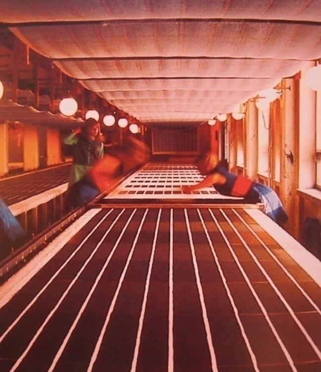 Hand printing textile Tiibet Pr - tomasstein | ello