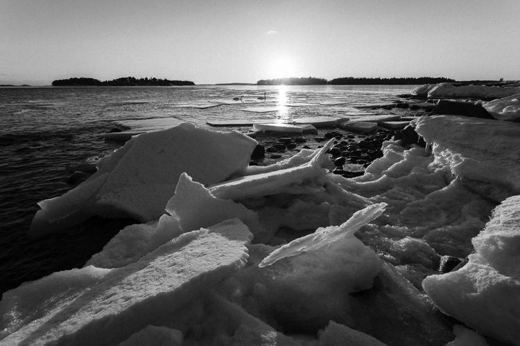 Winter eve - photography, landscape - anttitassberg   ello