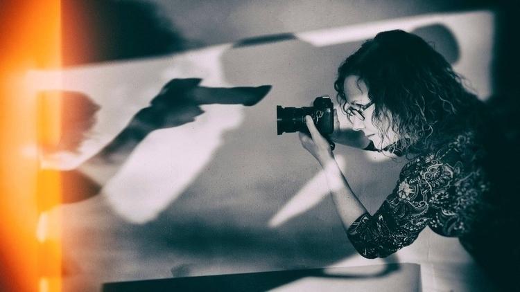 Portrait Challenge: Shadows**  - selfportraiture | ello
