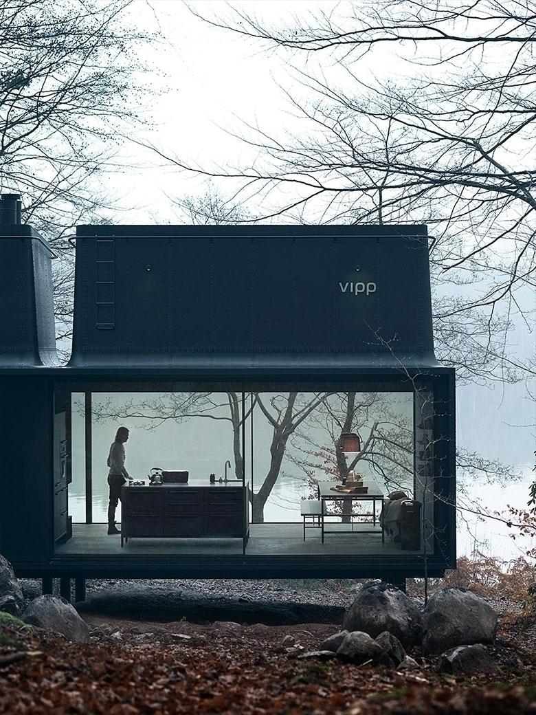 Vipp Shelter plug play getaway  - clotildeh | ello