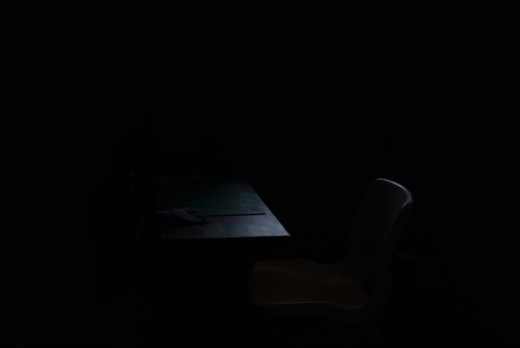 dark bureau - photography - clotildeh | ello